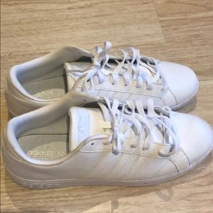Men's Adidas White Sneakers
